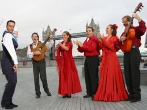 Viva Flamenco at London Bridge